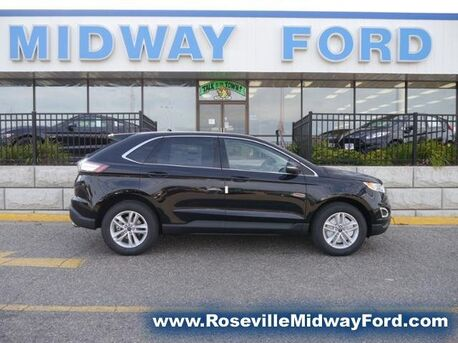 2017_Ford_Edge_SEL_ Roseville MN