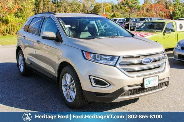 2017 Ford Edge SEL South Burlington VT