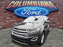 2017_Ford_Edge_SEL_ Columbiana OH