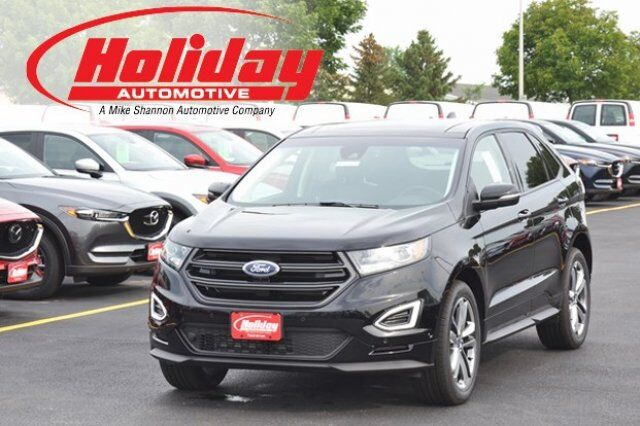 2017 ford edge sport fond du lac wi 19940895. Black Bedroom Furniture Sets. Home Design Ideas