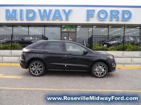 2017_Ford_Edge_Sport_ Roseville MN