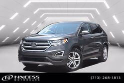 Ford Edge Titanium AWD Navigation Roof Backup Camera Extra Clean! 2017