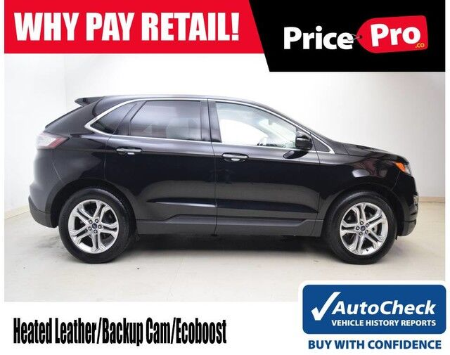 2017 Ford Edge Anium Ecoboost Maumee Oh