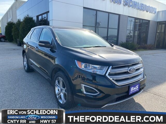 2017 Ford Edge Titanium Milwaukee WI