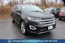 2017 Ford Edge Titanium South Burlington VT