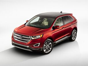 2017 Ford Edge Titanium Boston MA