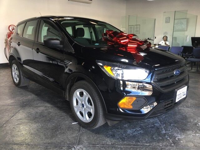 2017_Ford_Escape_S_ San Jose CA