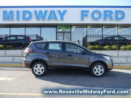 2017_Ford_Escape_S_ Roseville MN