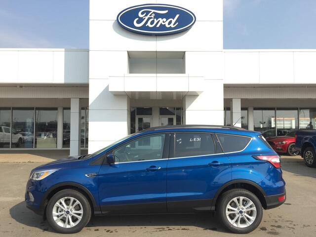 2017_Ford_Escape_SE 4WD w/ Navigation_ Edmonton AB