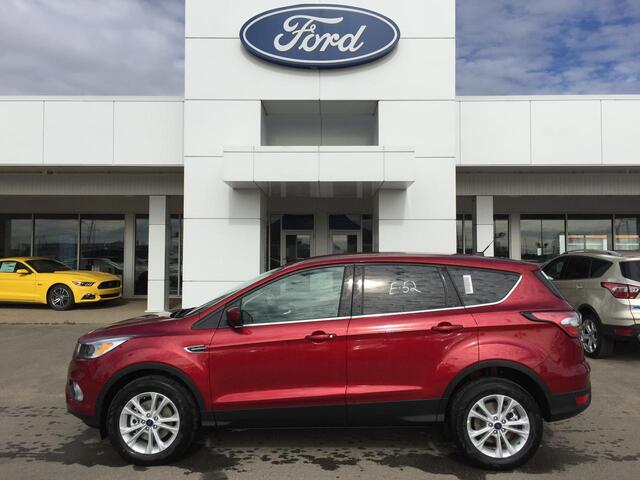 2017_Ford_Escape_SE 4WD_ Edmonton AB