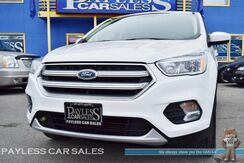 2017_Ford_Escape_SE / AWD / 2.0L Ecoboost / Automatic / Power Driver's Seat / Microsoft Sync Bluetooth / Back-Up Camera / 27 MPG / 1-Owner_ Anchorage AK