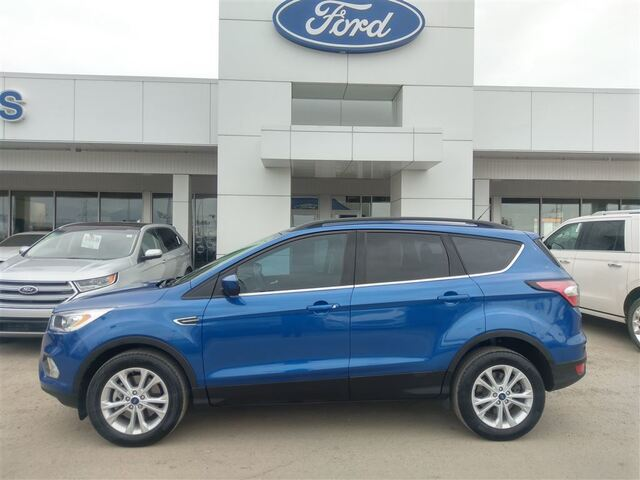 2017_Ford_Escape_SE AWD LEATHER NAV MOONROOF 49500KM_ Edmonton AB
