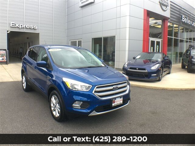 2017 Ford Escape SE Bellevue WA