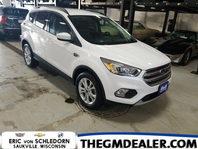 2017 Ford Escape SE FWD 1.5L EcoBoost TechnologyPkg w/SYNC RearCamera Milwaukee WI