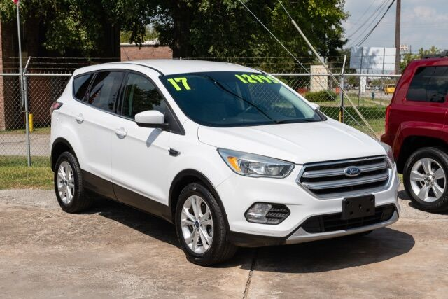2017 Ford Escape SE FWD Houston TX