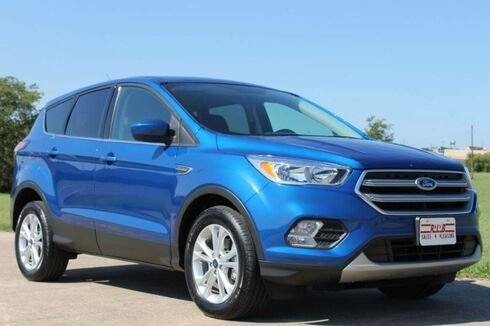 2017_Ford_Escape_SE_ Fort Worth TX