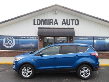 2017 Ford Escape SE Lomira WI