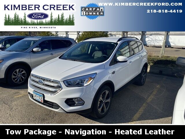 Vehicle details - 2017 Ford Escape at Kimber Creek Ford ...