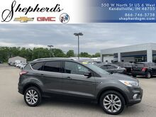 2017_Ford_Escape_Titanium_ Rochester IN