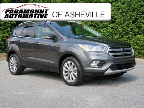 2017 Ford Escape Titanium Hickory NC