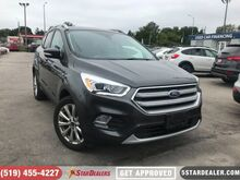 2017_Ford_Escape_Titanium   1 OWNER   NAV   LEATHER   PANO ROOF_ London ON