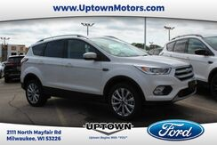 2017_Ford_Escape_Titanium 4WD_ Milwaukee and Slinger WI