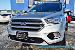 2017_Ford_Escape_Titanium / AWD / Heated & Power Leather Seats / Auto Start / Navigation / Panoramic Sunroof / Microsoft Sync Bluetooth / Back-Up Camera / 28 MPG / 1-Owner_ Anchorage AK