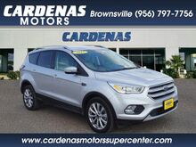 2017_Ford_Escape_Titanium_ Brownsville TX