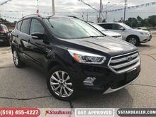 2017_Ford_Escape_Titanium   LEATHER   ROOF   NAV   CAM_ London ON