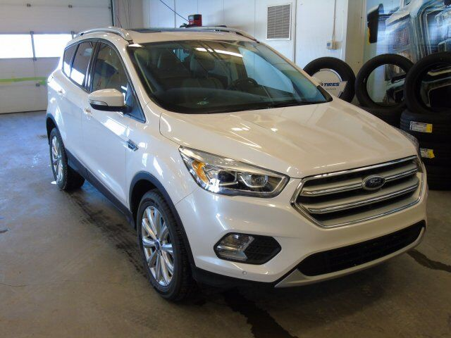 2017 Ford Escape Titanium Remote Start Panoramic Roof Backup