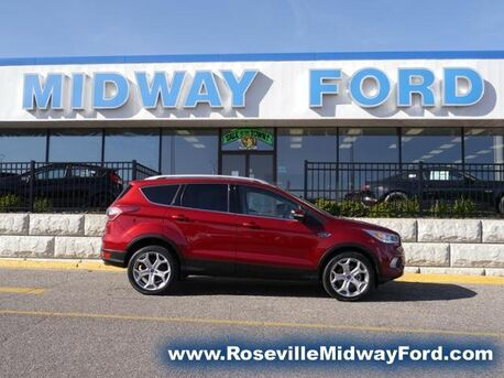 2017_Ford_Escape_Titanium_ Roseville MN
