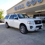 2017 Ford Expedition EL  Goldthwaite TX