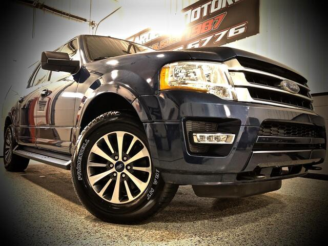 Ford Expedition EL 4X4 XLT 2017