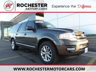 2017 Ford Expedition EL Limited w/ Navigation Rochester MN