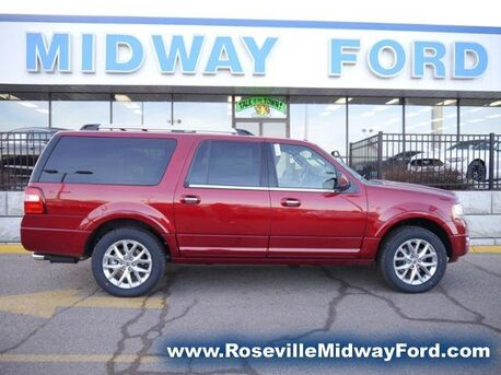 2017_Ford_Expedition_EL Limited_ Roseville MN