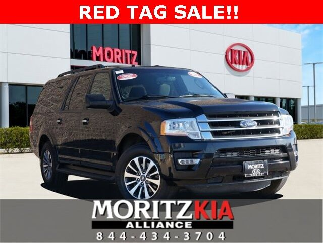 2017 Ford Expedition EL XLT Fort Worth TX