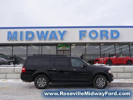 2017_Ford_Expedition_EL XLT_ Roseville MN
