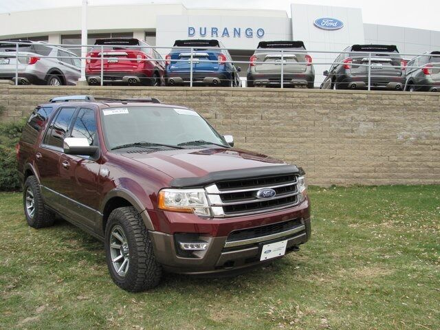 2017 Ford Expedition King Ranch Durango CO