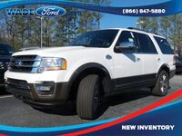 Ford Expedition King Ranch 2017