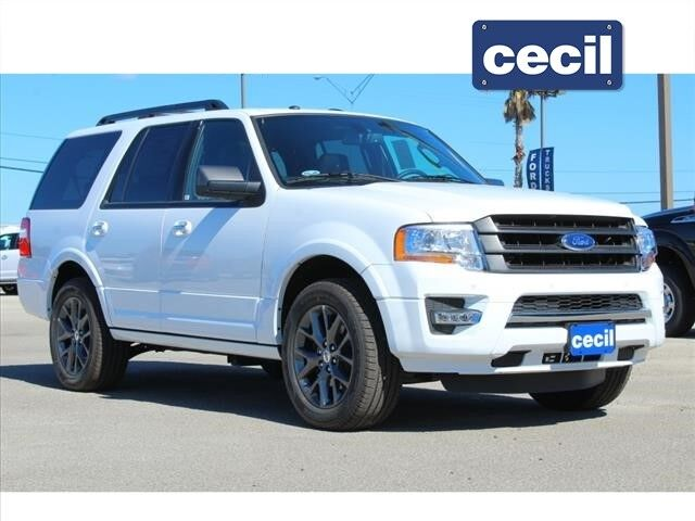 2018 Ford Expedition SUV  8Passenger Seating amp 35L