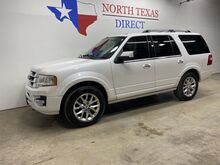 2017_Ford_Expedition_Limited 4x4 Crew Navi Camera Touch Screen Sunroof Leather_ Mansfield TX