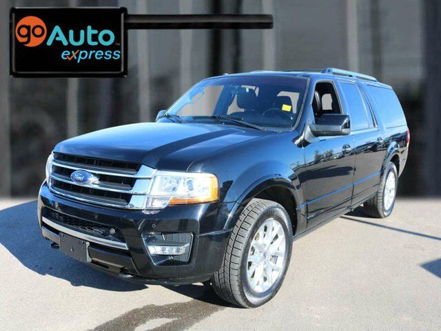 Ford Expedition Max Limited Edmonton Ab
