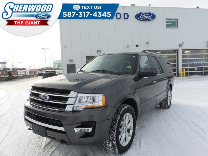 2017 Ford Expedition Max Limited Sherwood Park AB