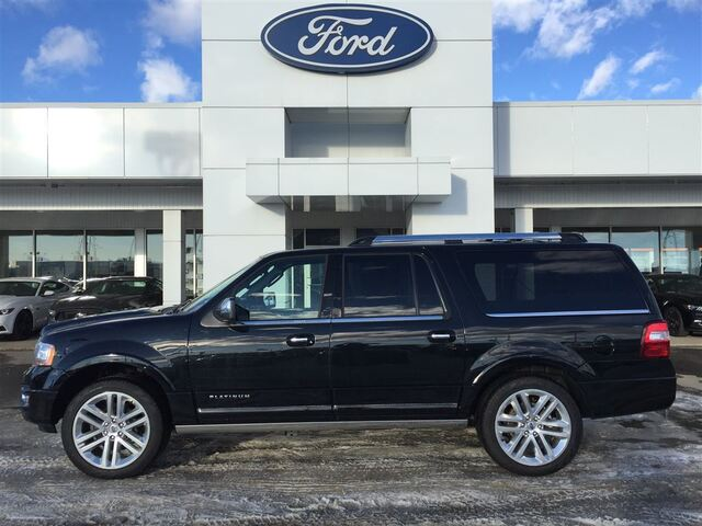 2017_Ford_Expedition Max_PLATINUM 4X4 - FULLY LOADED *18152KM*_ Edmonton AB