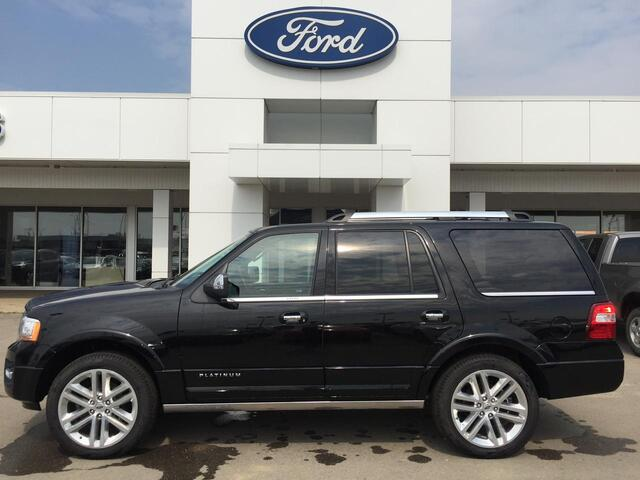 2017_Ford_Expedition_Platinum 4X4_ Edmonton AB