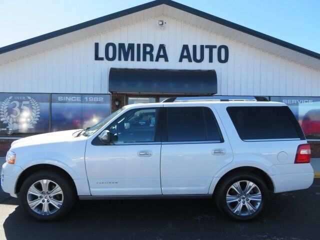 2017 Ford Expedition Platinum Lomira WI