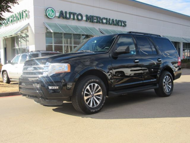 Ford Expedition Xlt Wd Cyl Turbocharged Automatic Leather Seats Backup