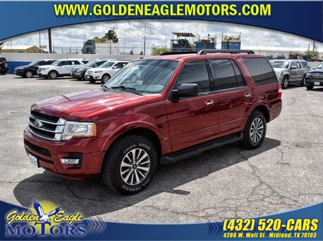 2017_Ford_Expedition_XLT 4X2_ Midland TX