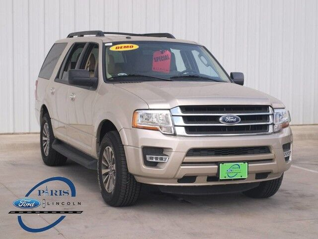 New Ford Expedition Paris TX