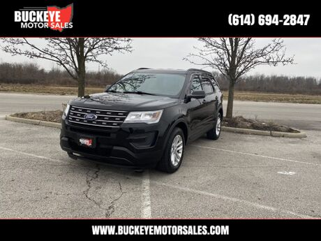 2017 Ford Explorer 4WD Columbus OH